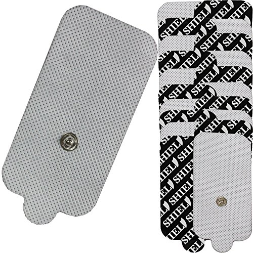 (Shield TENS Unit Snap-On Electrode Pads)