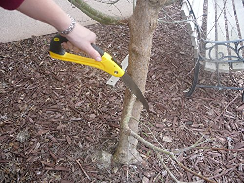 Gardening Shears & Tree Pruning Saw / Folding Hand Saw by Careful Gardener (Folding Pruning Saw)