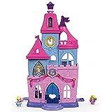 Fisher-Price, Little People, castello giocattolo delle principesse Disney (DRL52)