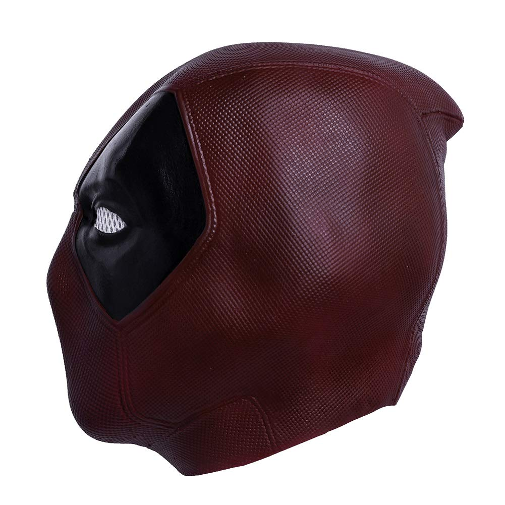 DP Mask Deluxe Full Head Latex Movie Helmet Cosplay Costume Adult Accessory Type C