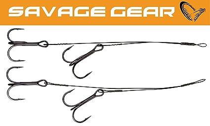 Savage Gear Carbon 49 Double Stinger