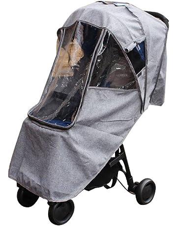 Cubierta para lluvia para cochecito, impermeable Cubierta para coche de bebé Impermeable Impermeable A prueba