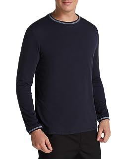 MODCHOK Herren Sweatshirt Shirt Hemd Longsleeve Kampffarbe Crew-Neck Basic Slim  Fit 110eed6dd8