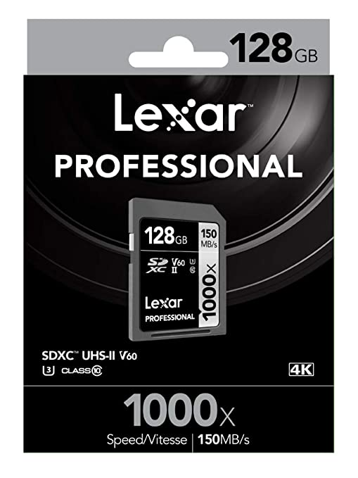 Lexar - Tarjeta de Memoria SD de Alta Velocidad de 32 GB ...