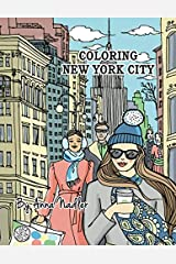 Coloring New York City: 24 Famous New York City sites for you to color! (Volume 1) Paperback