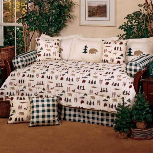 Northern Exposure - 5 Piece Daybed Set