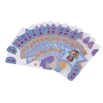Ellepigy - Juego de Cartas para niños, Juego de Cartas de ...