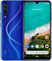 Smartphone Xiaomi Mi A3 128gb Tela 6.08 4gb Ram Versão Global Dual Sim - Azul