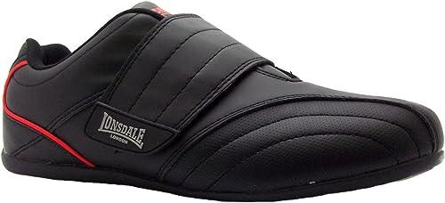 Single Velcro Strap Casual Trainers
