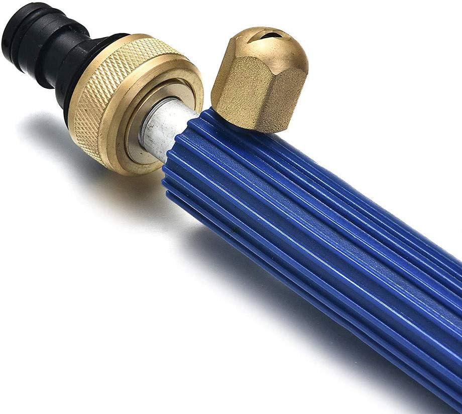 Wasserspr/ühger/ät f/ür Autow/äsche und Gartenreinigung LWAN3 Hochdruck-Waschpistole UK FBA Lieferung