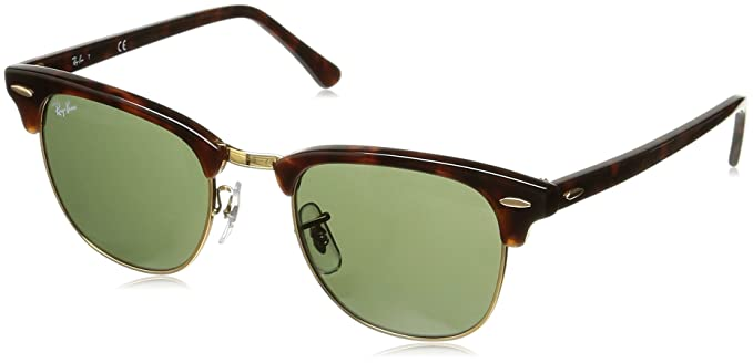 c59d3ec080 Ray-Ban Sonnenbrille CLUBMASTER (RB 3016): Rayban: Amazon.co.uk: Clothing
