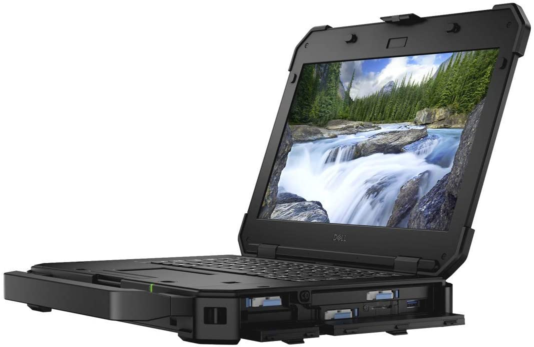 "Dell Latitude 5424 Rugged Laptop, Intel Core i7-8650U @1.90GHz, 14"" HD, 32GB, 1TB SSD, WiFi, Bluetooth, Windows 10 Pro, 3 Years Warranty (Renewed)"