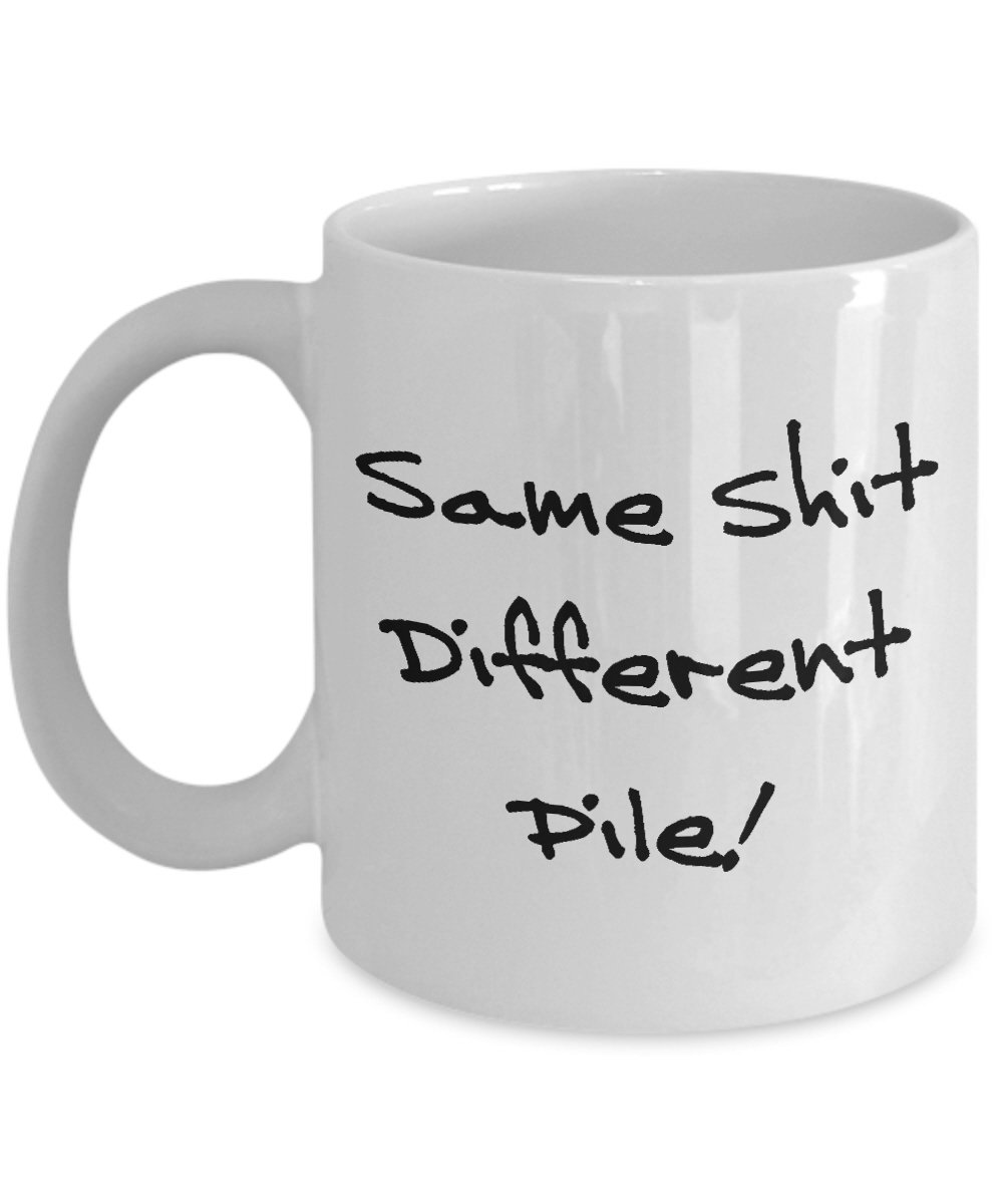 Sarcastic Work Coffee Mugs Best Gifts For Coworkers Secret Santa Fun Office Presents Colleagues Unique Humorous Ideas Him Or Her