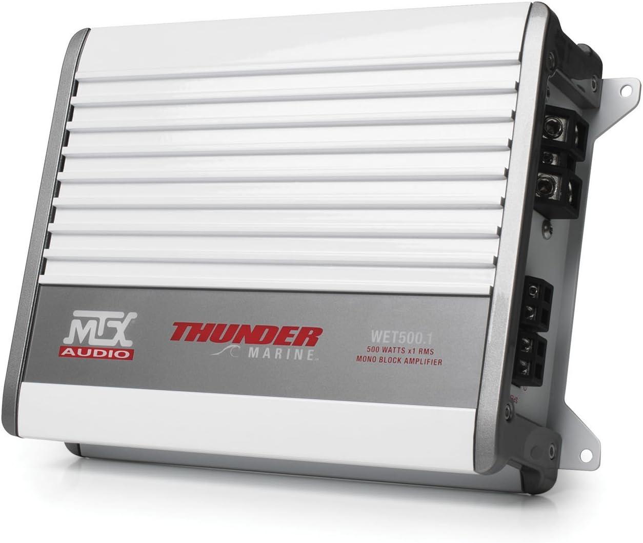 MTX Audio THUNDER500.1 Thunder Series Car Amplifier Mitek Corporation
