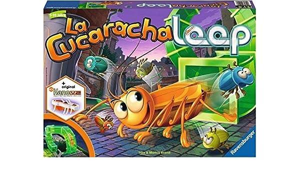 RAVENSBURGER La Cucaracha Loop [GRA]: Amazon.es: Juguetes y juegos