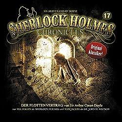 Der Flottenvertrag (Sherlock Holmes Chronicles 17)