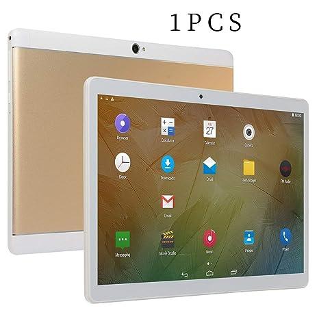Zinniaya Pantalla IPS de 10.1 Pulgadas Android 8.0 Tablet PC ...