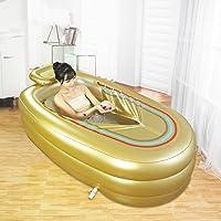 AMOS Bañera hinchable para adultos Tubo de plástico