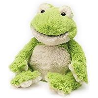Intelex,Warmies 舒适*毛绒玩具 青蛙 1件 1