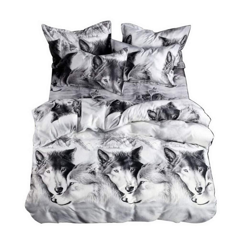 4PCs Oreiller Inclus Housse de Coussin en Lin Respirant Renard de Petit Prince Fermeture /Éclair Invisible D/écoration de Canap/é Moderne Pink Pillow Cushion Cover 45 X 45