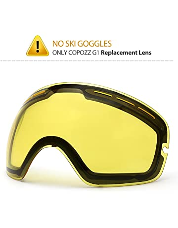 5b3b7fe5a764 Replacement Ski Goggle Lenses