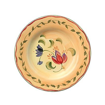 Amazon.com | Pfaltzgraff Napoli Salad Plate (8-1/2-Inch): Country ...