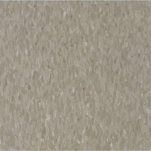 Armstrong Garden Flooring - Imperial Texture VCT 12 in. x 12 in. Tea Garden Green Standard Excelon Commercial Vinyl Tile (45 sq. ft. / case)