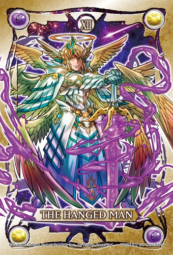 Le Petit Dragon - (Seraphim-Lucifer of dawn) 99-347 man was suspended PUZZLE & DRAGONS 99 piece jigsaw puzzle Petit Light & Dragons Tarot (japan import)