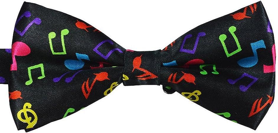 LAAT Corbata de moño Pajarita de Boda Smoking Corbata de Lazo ...