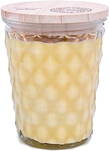 Swan Creek Candle Timeless Jar: Cinnamon Hazelnut Latte