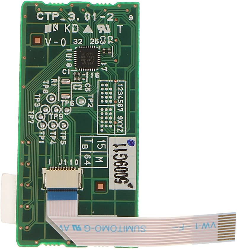 Sharplace Tarjeta táctil de Repuesto para Playstation 4 PS4 Joystick Controlador jds-030: Amazon.es: Electrónica