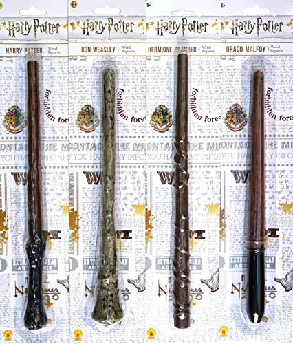 Bundle - 4: Harry Potter, Ron Weasley, Hermione