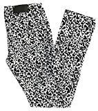 Vigoss Jeans Big Girls 5 Pocket Leapord Print Skinny Leggings, 12