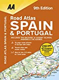 Road Atlas Spain & Portugal