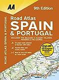 Road Atlas Spain & Portugal