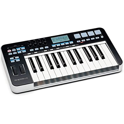 USB MIDI Interface Cable PC to Music Keyboard for Samson Graphite 25