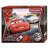 "Carrera Disney Pixar Cars ""London Race and Chase"" Race Set"