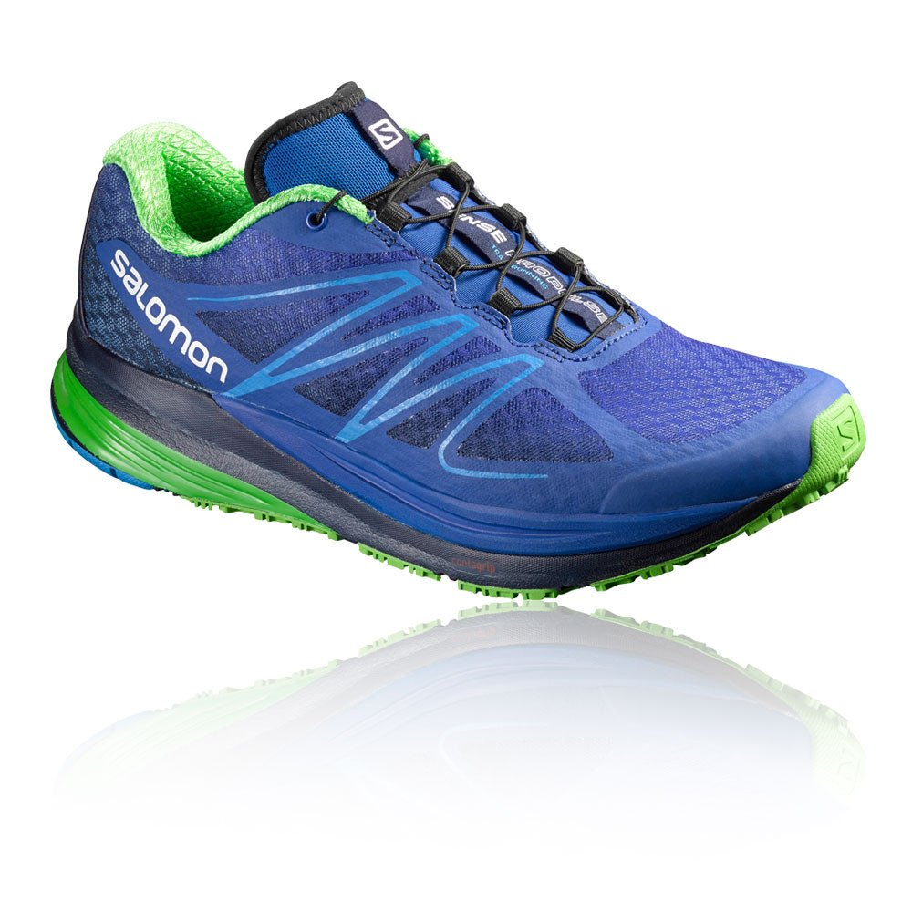 Salomon Sense ProPulse Running Shoe - Men's B017UT3EE2 11.5 D(M) US|Blue