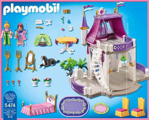 61dveP6vGWL - PLAYMOBIL Fairies with Toadstool House