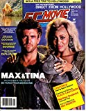 SF Movie Land Number 32 August 1985 Science Fiction Magazine Beyond Thunderdome Coccoon Goonies Explorers