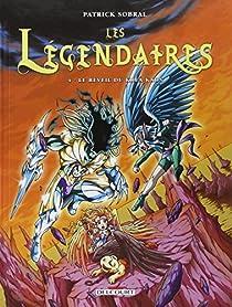 Les Légendaires, Tome 4 : Le réveil du Kréa-Kaos par Sobral