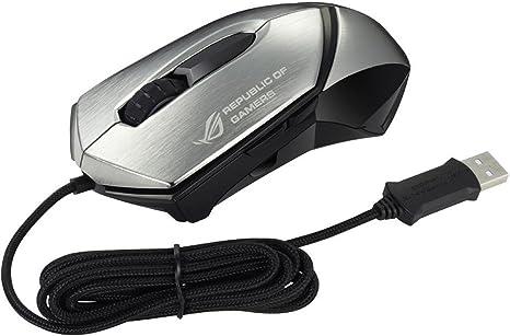 Asus Rog Gx1000 Gaming Maus Silber Computer Zubehör