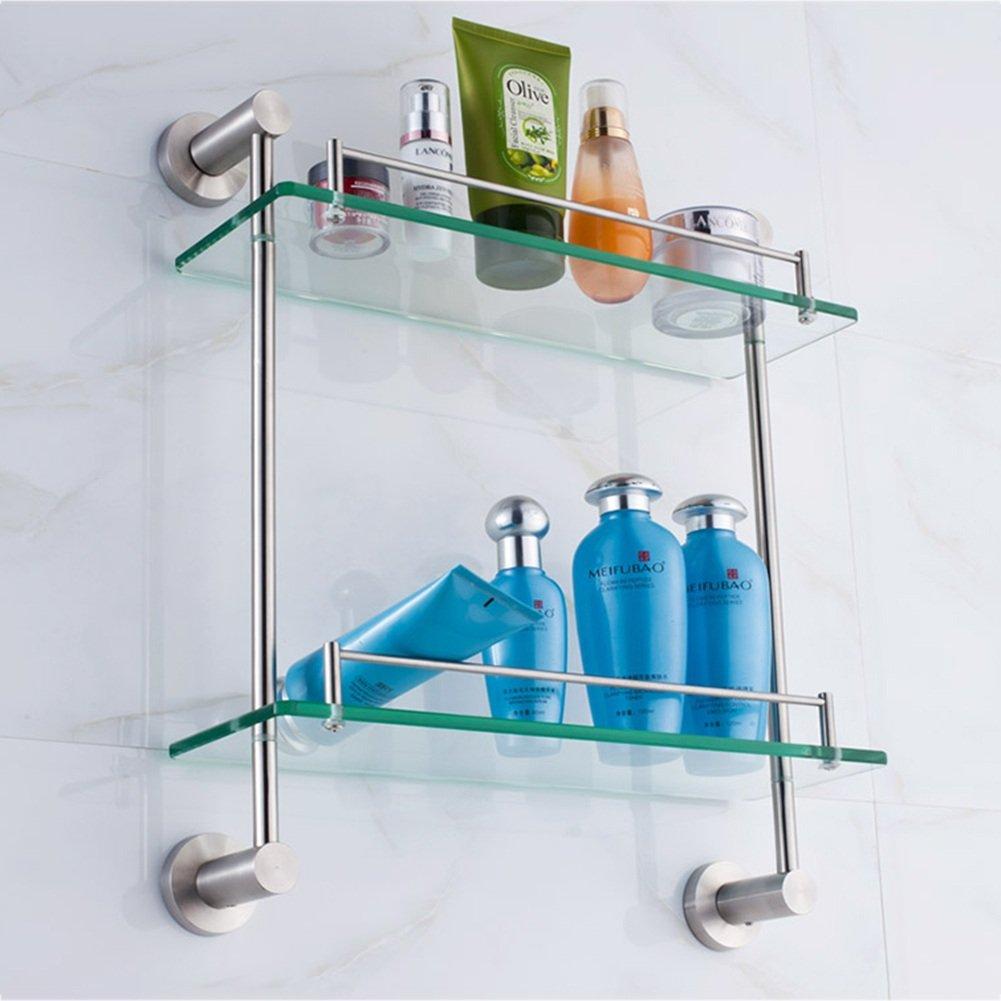 Amazon.com: WENZHE Over toilet Bathroom Shelf Rack Washroom Shower ...