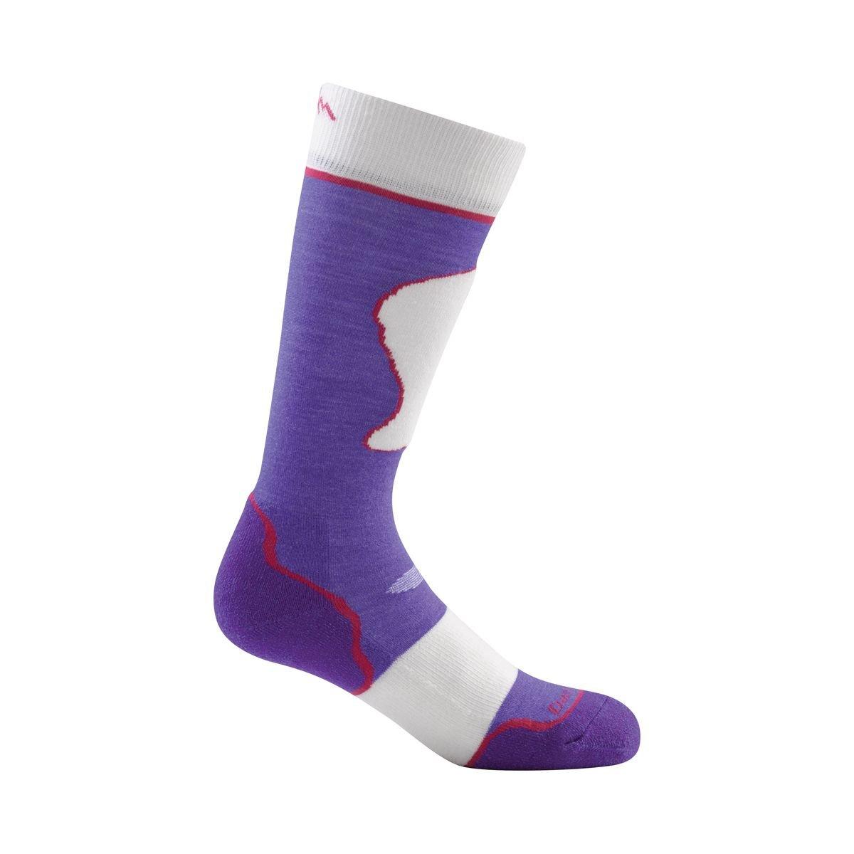 Darn Tough Jr. Over-the-Calf Padded Light Socks
