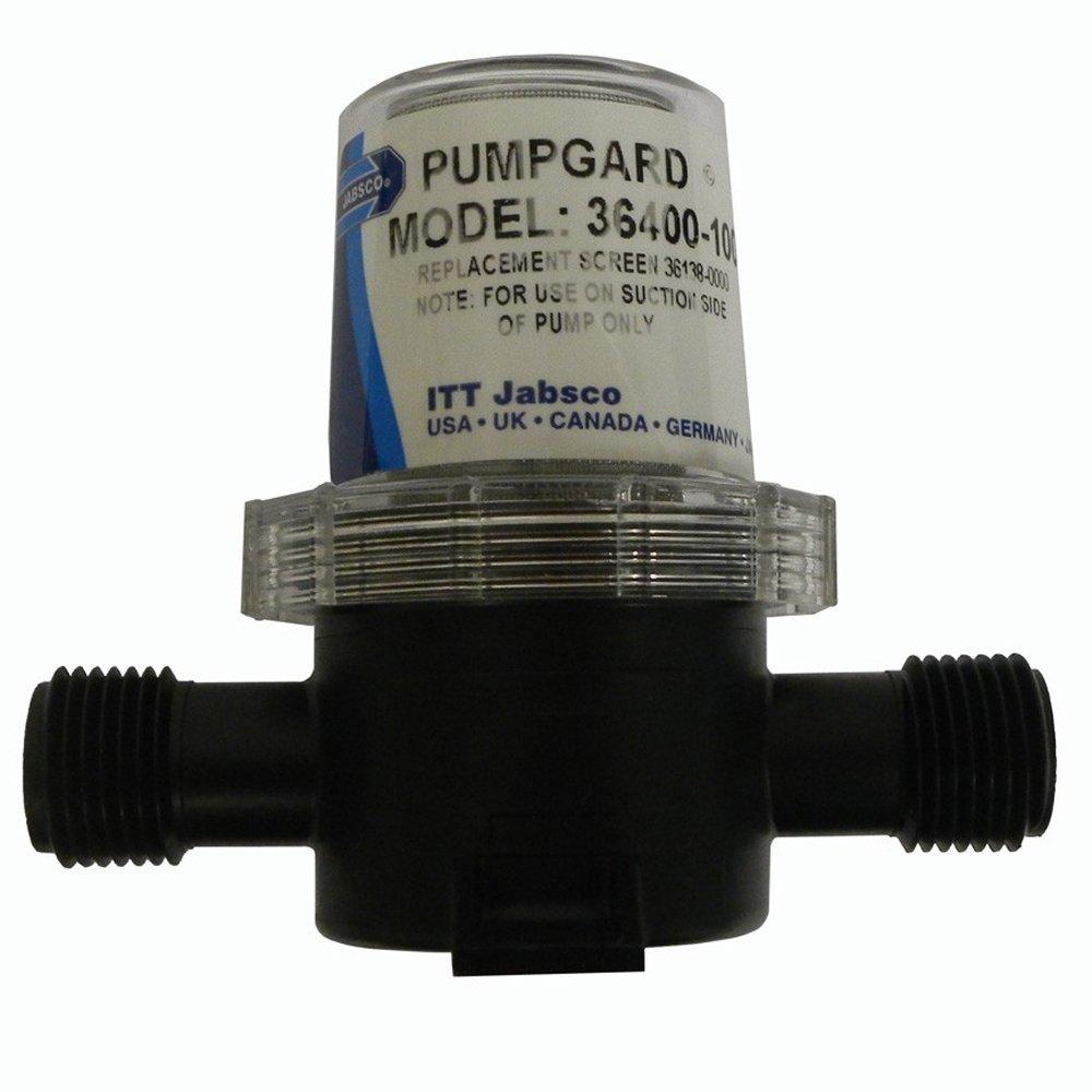 Jabsco Pumpguard In-Line Strainer - 1/2' NPT Port 545131