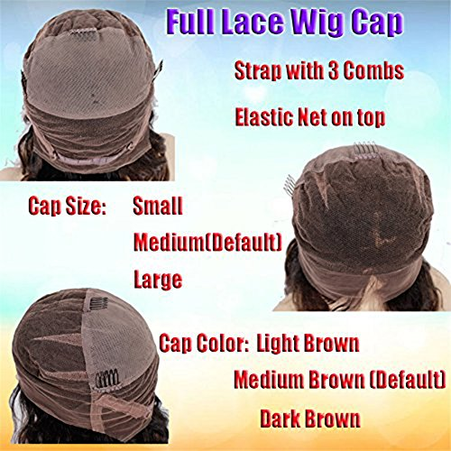 Full Lace Wigs Bob Straight Glueless Brazilian Human Hair Wigs Natural Black Color Middle Part 130 Density