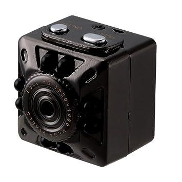 POIIUYY Mini cámara grabadora HD Sensor de Movimiento Micro USB cámara Full HD 1080P Mini videocámara