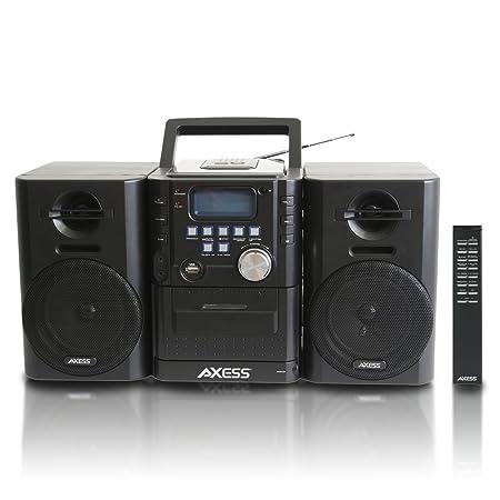Review AXESS MS3912 Mini Entertainment