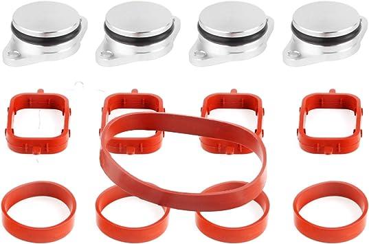4x Intake Manifold Gaskets for BMW E90//E91//E92 325d E60//E61 525d//525xd E65 730d
