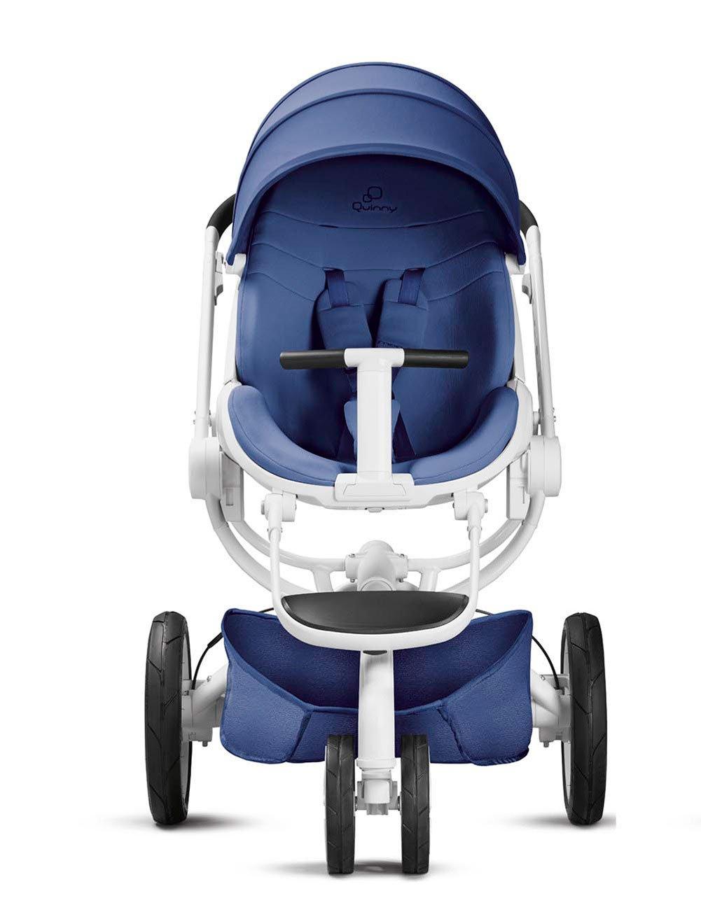 Carrito de coche Quinny 1766913010 Moodd Blue Base, azul: Amazon.es: Bebé